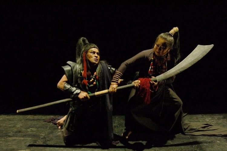 Macbeth_Ratan Thiyam